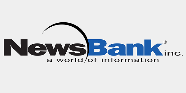 NewsBank is an easy to access, news database resource which provides archives of media publications as reference materials to libraries.