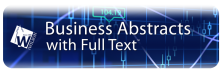 Business Abstracts and Full-text